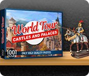 1001 Jigsaw World Tour: Castles And Palaces