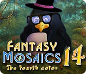 Fantasy Mosaics 14: Fourth Color