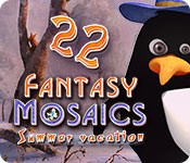 Fantasy Mosaics 22: Summer Vacation