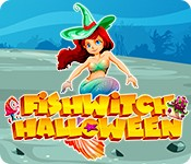 FishWitch Halloween