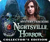 Mystery Trackers: Nightsville Horror Collector's Edition