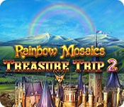 Rainbow Mosaics: Treasure Trip 2