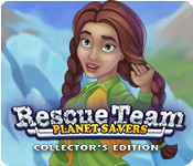 Rescue Team: Planet Savers Collector's Edition