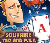 Solitaire: Ted And P.E.T