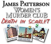 James Patterson Women's Murder Club: Death in Scarlet